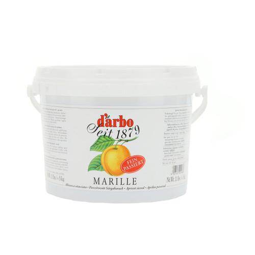 Darbo Confettura Crema Spalmabile 5kg Albicocche setacciate