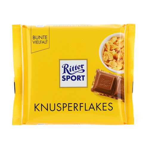 Ritter Sport 100gx10 Cornflakes