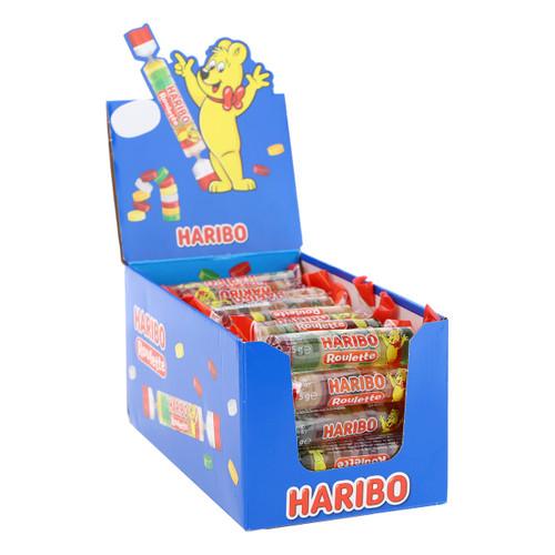 Haribo Roulette 25gx50