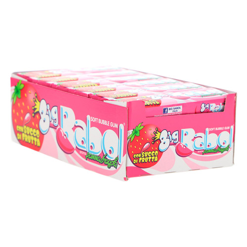 Big Babol x24 Panna Fragola
