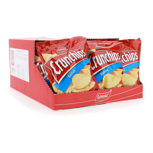 Lorenz Crunchips 50gx16 Sal