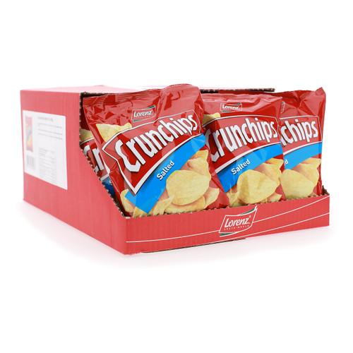 Lorenz Crunchips 50gx16 Sal