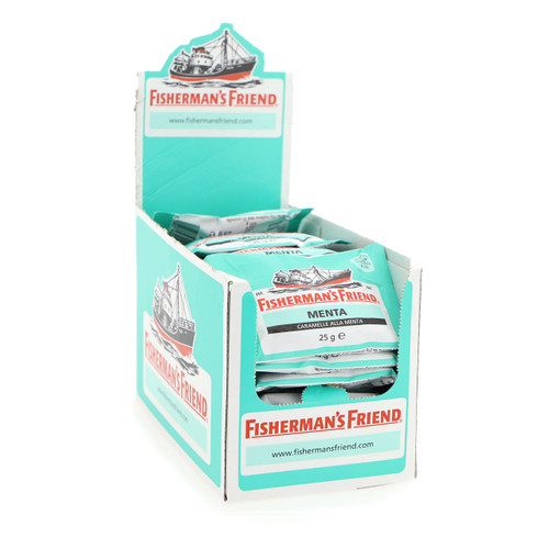 Fisherman's Friend 25gx24 Menta Forte