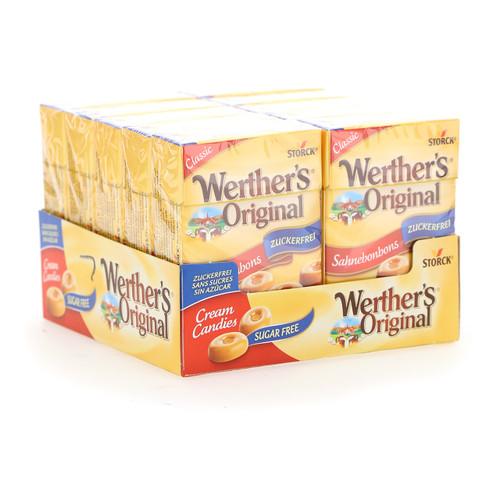 Storck Werther's Original 42gx10 Minis senza zucchero
