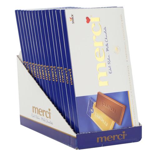 Storck Merci 100gx15 Latte