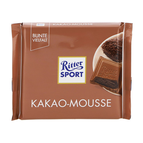 Ritter Sport 100gx11 Mousse al Cacao