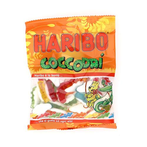 Haribo 100gx30 Hari Cocodrilli