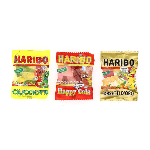 Haribo 12gx150 Mix Hariball mini selection