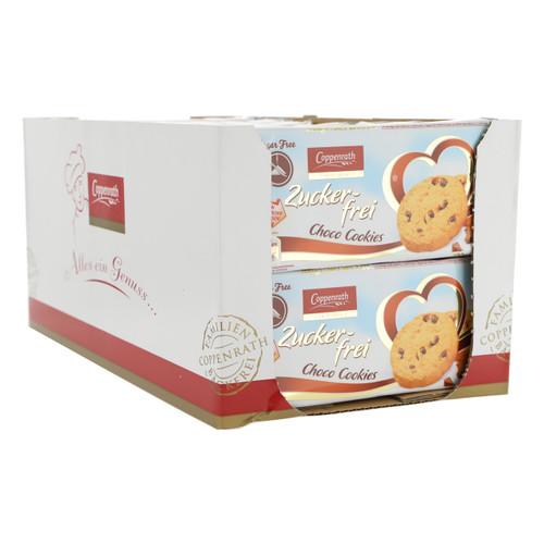Coppenrath Biscotti Cookies al Cioccolato 200gx14 senza zucchero