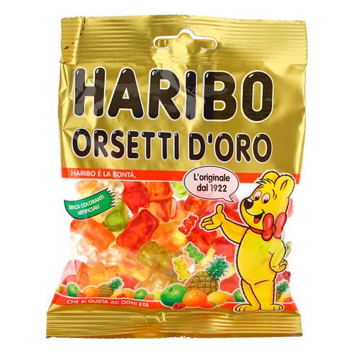 Haribo Orsetti d'oro 100gx30