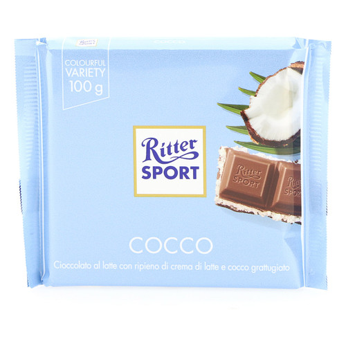 Ritter Sport 100gx12 Cocco