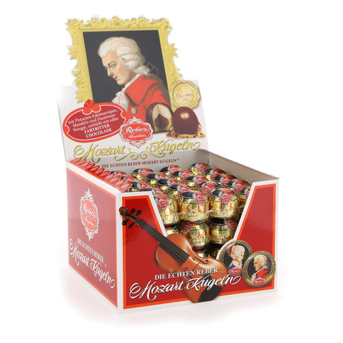 Reber Mozart Praline 20gx100 sfuse