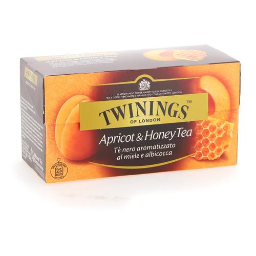 Twinings Te nero Fruttato 25ff x12 Albicocca e Miele