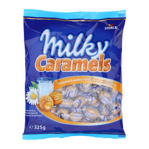 Storck Milky Caramels 325gx15