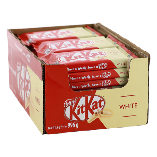 Nestlé Kit Kat 41,5gx24 White