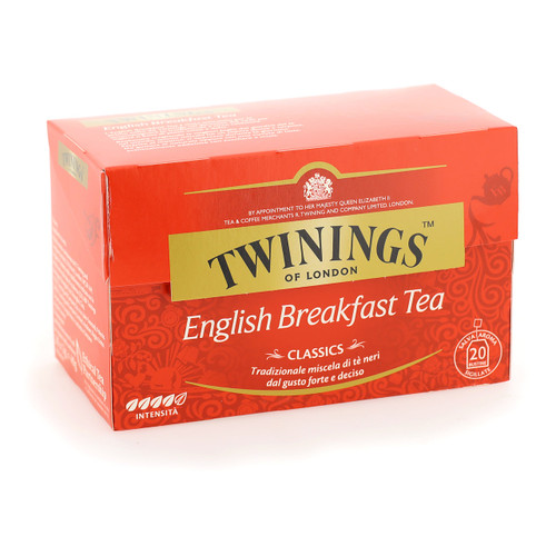 Twinings Classic Tea 20ff x12 English Breakfast