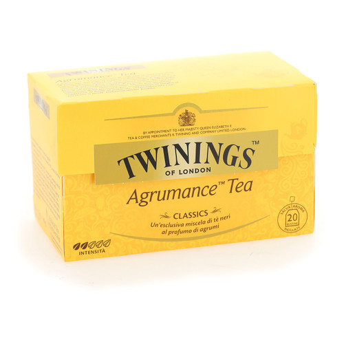 Twinings Classic Tea 20ff x12 Agrumance