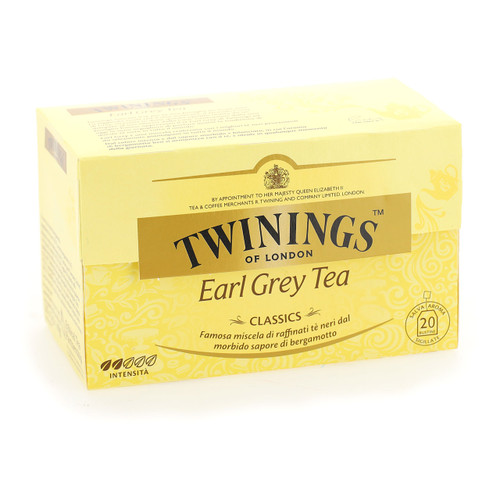 Twinings Classic Tea 20ff x12 Earl Grey