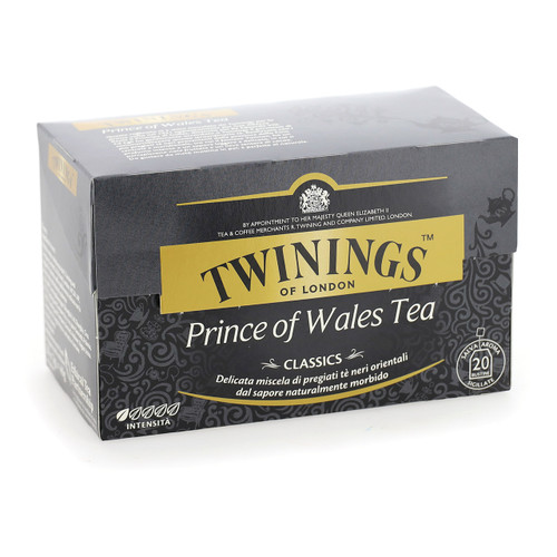 Twinings Classic Tea 20ff x12 Prince of Wales
