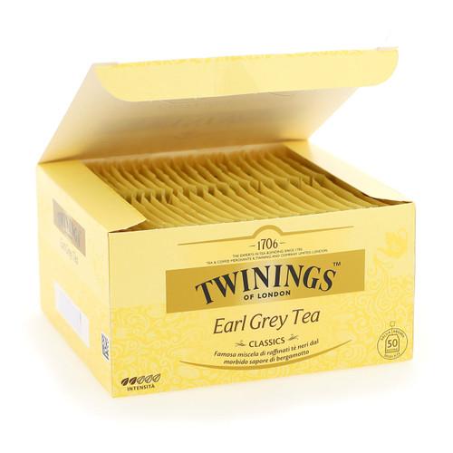Twinings Classic Tea 50ff x10 Earl Grey
