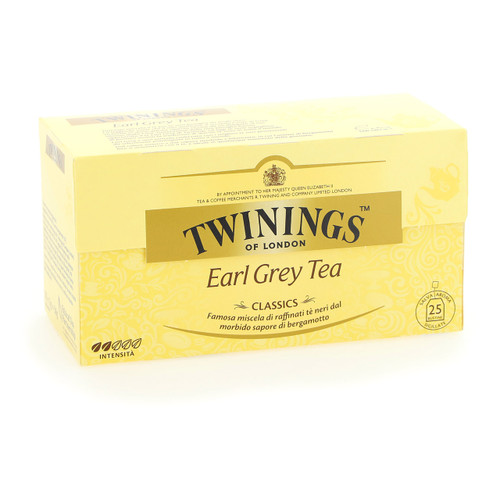 Twinings Classic Tea 25ff x12 Earl Grey