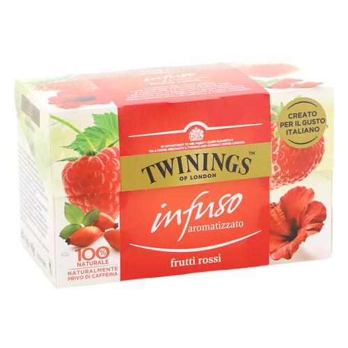 Twinings Infusions 20ff x6 Frutti rossi 2017