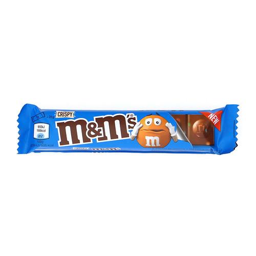 Mars M+M's Mini Tavoletta 31gx24 Crispy