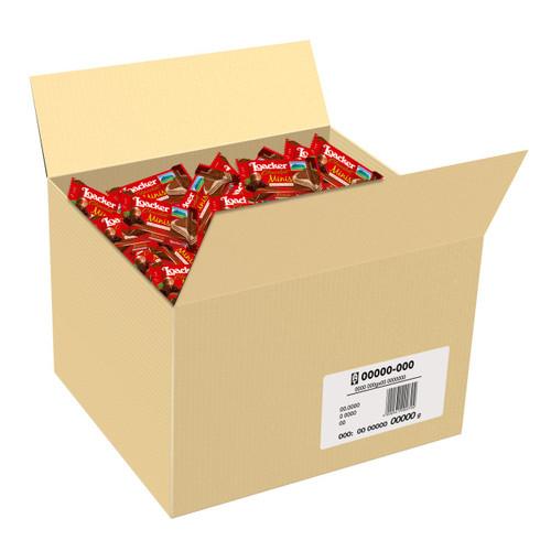 Loacker Chocolat Minis 9,5gx250 Napolitaner