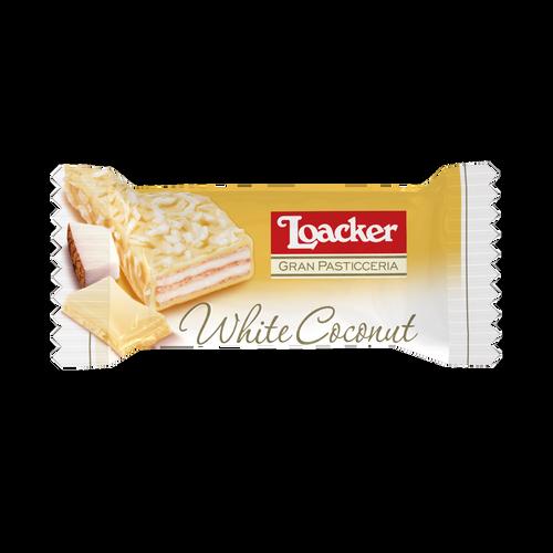 Loacker Gran Pasticceria Patisserie 8,3gx350 White Coconut
