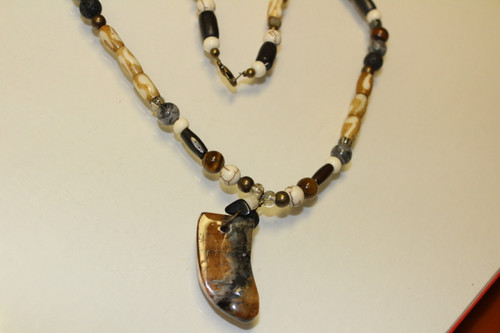 Mammoth Tooth NECKLACE Fossil 1