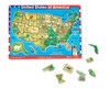 United States of America Sound Puzzle - One