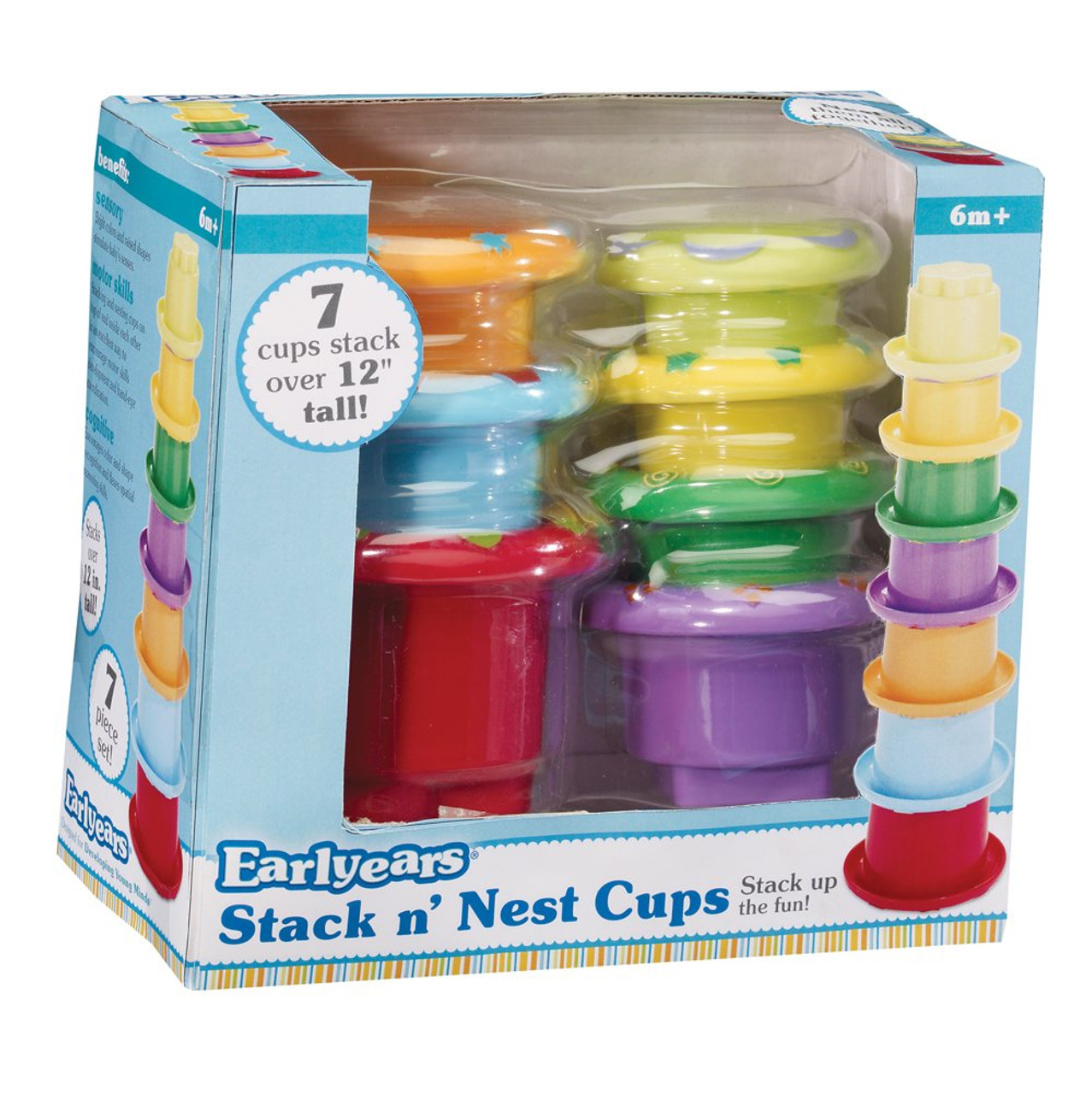 First Stacking Cups