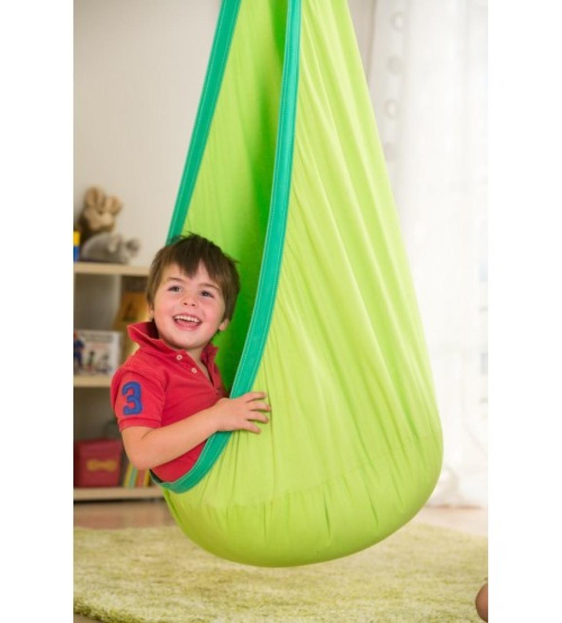 JOKI Froggy Hanging Nest Swing