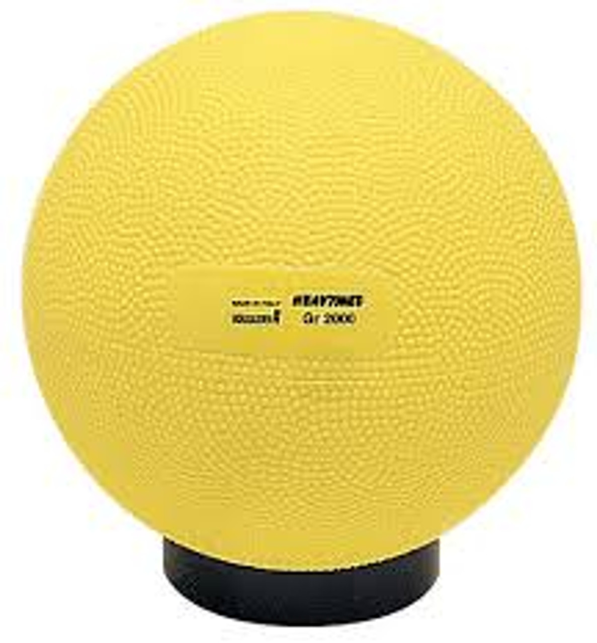 Heavymed Yellow 4 to 5 lb Weighted Ball