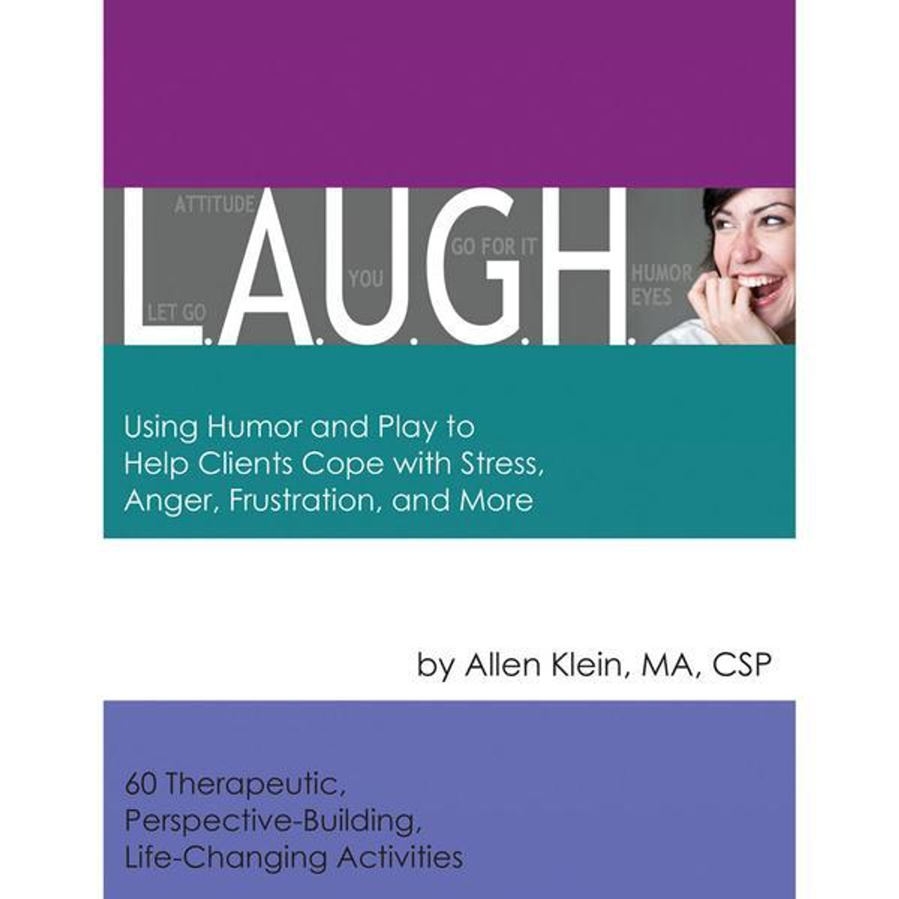 LAUGH Activity Book For All