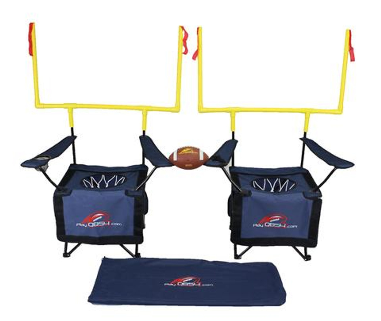 QB54 Football Ultimate Football Game and Chair