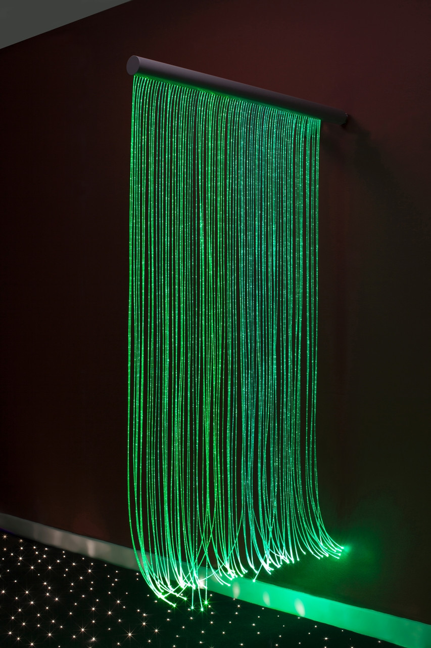 Sensory Wall Cascade changes FIVE colors