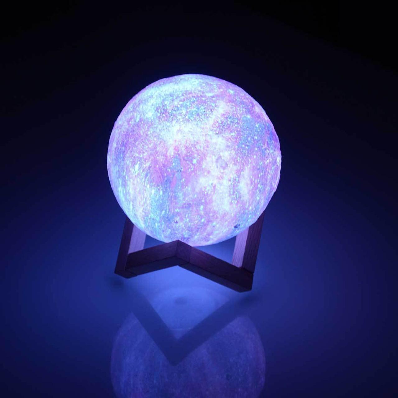 Galaxy Globe Visual Stimulation