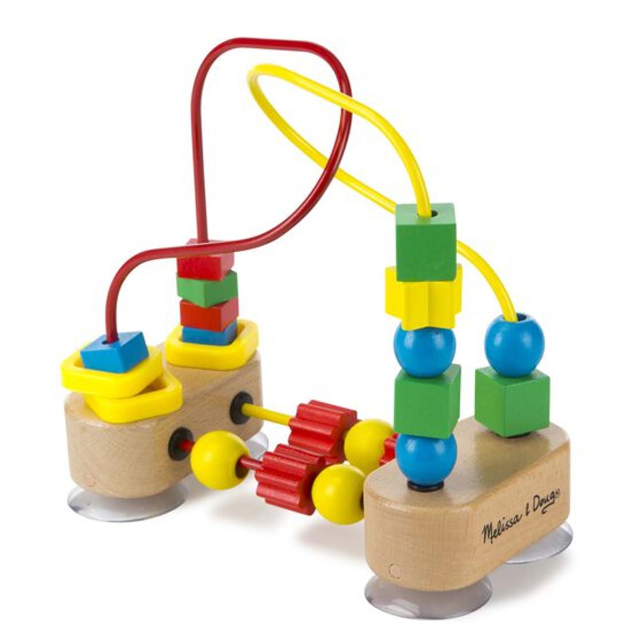 Babys First Bead Maze