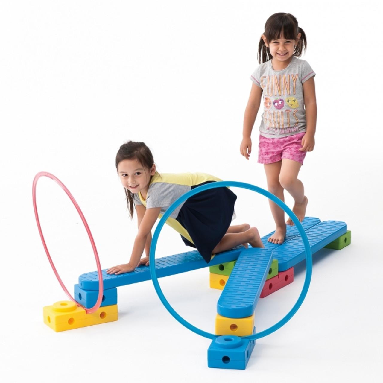 Motor Skills Balancing Play Set