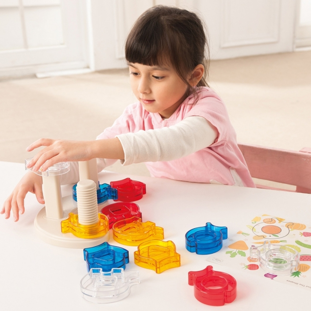 Crystal Carnival Matching and Sorting Game