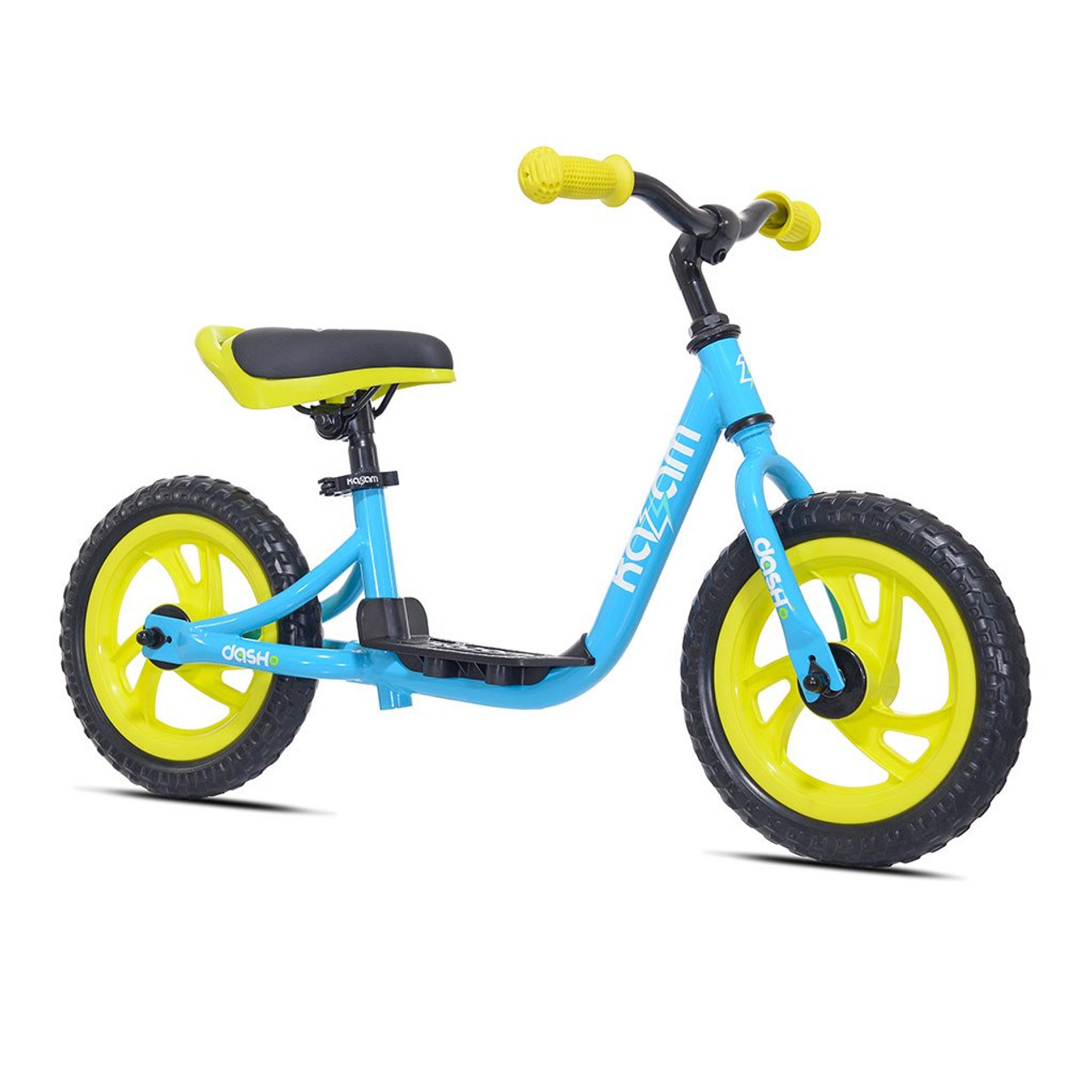 """Kazam 12"""" Blue Dash Balance Bike"""