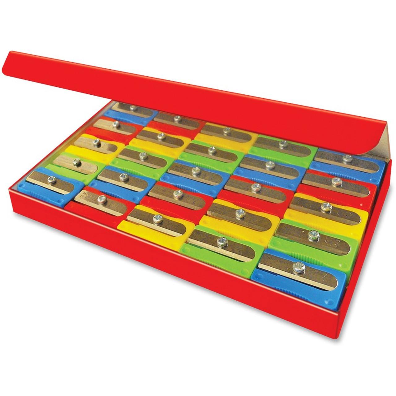 Pencil Sharpener Classroom Pack of 25