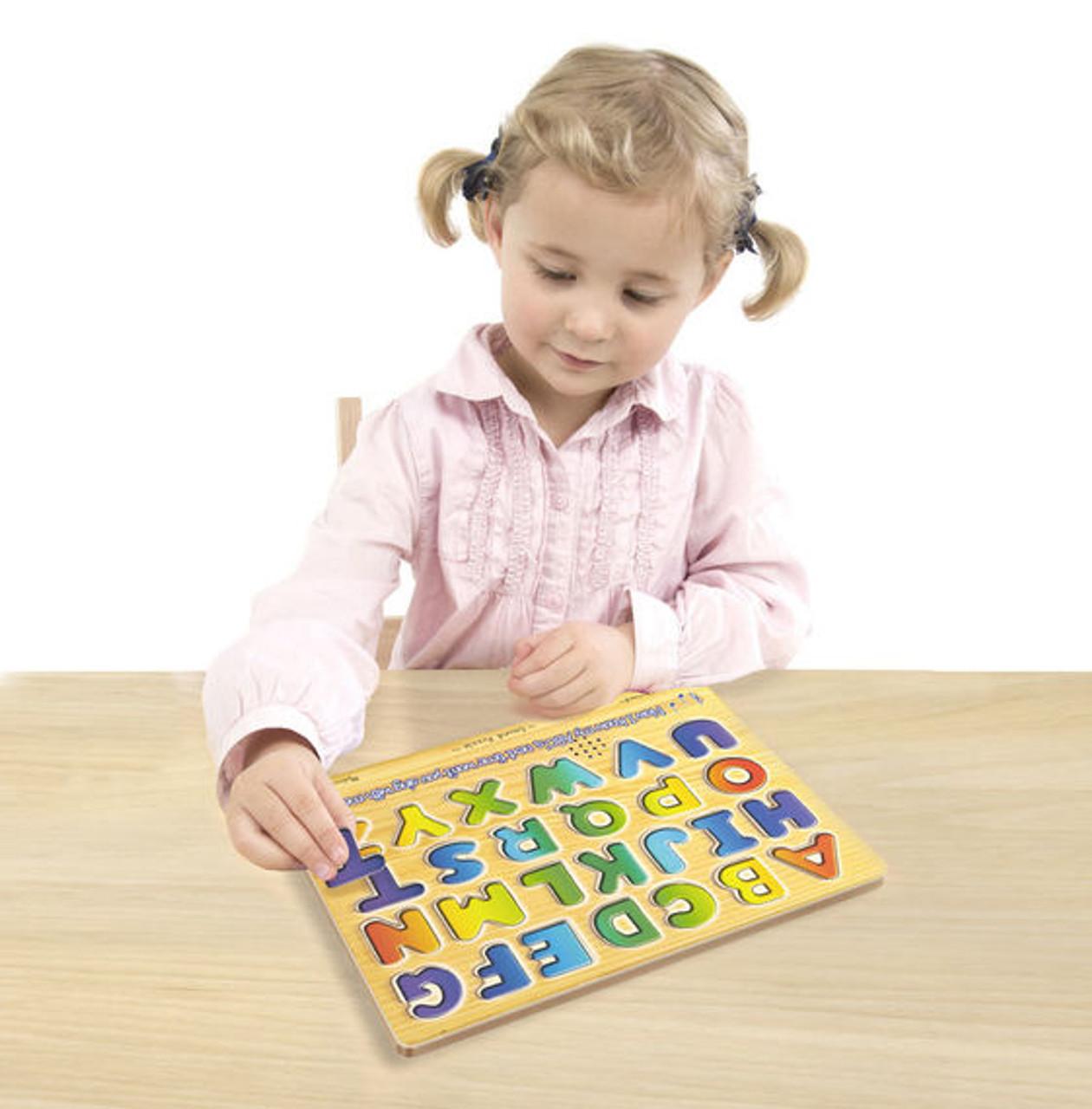 Alphabet Sound Puzzle - One