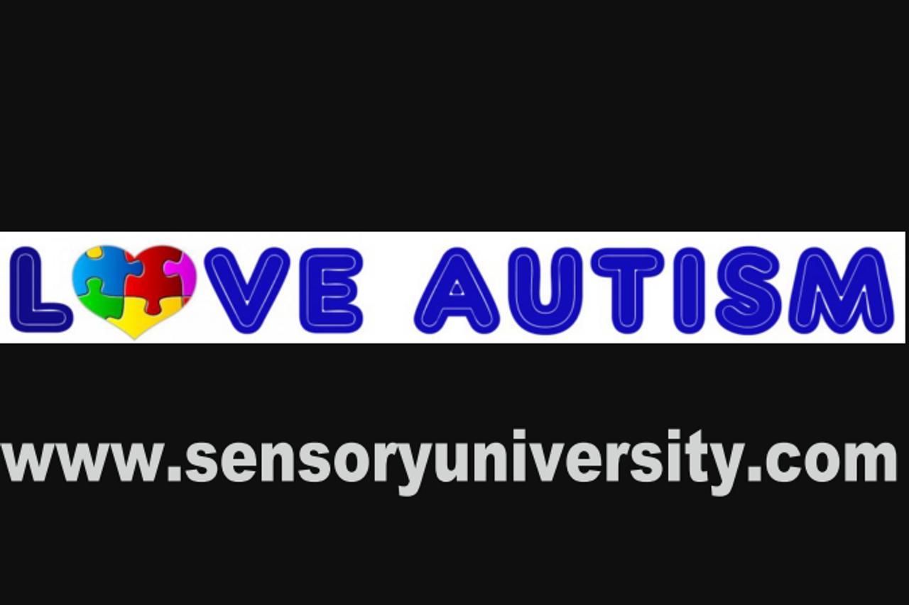 Love Autism Window Decal