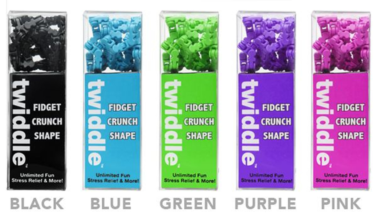 Twiddle Fidget 2 Feet Several Colors Available - Purple