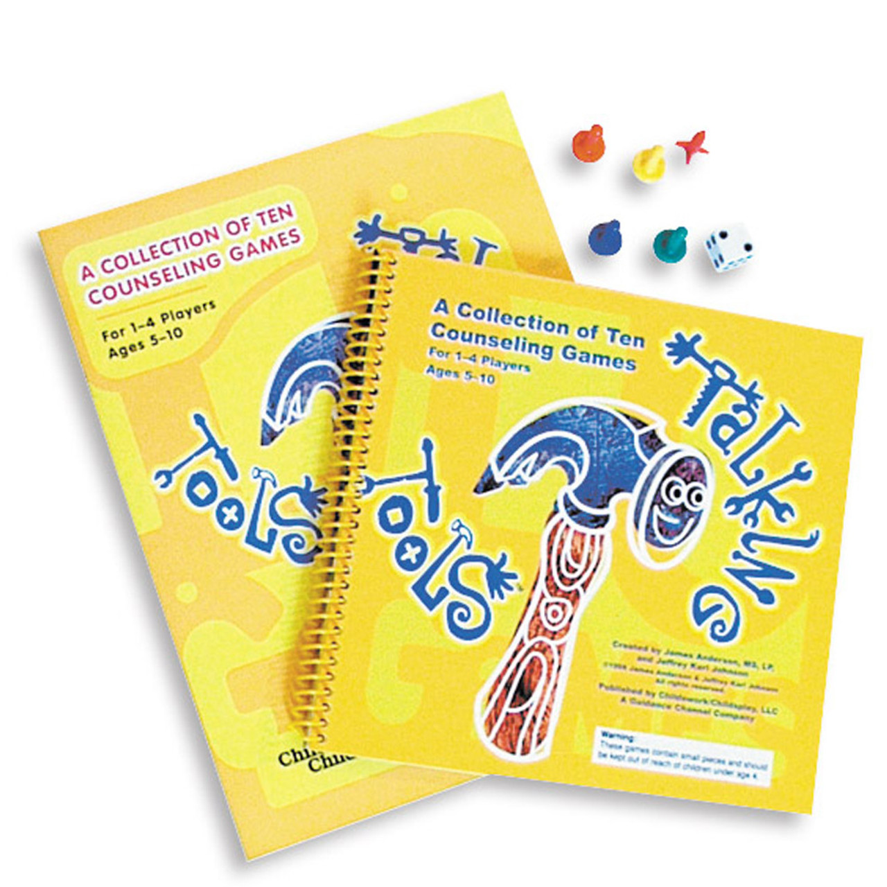 Talking Tools Game Book