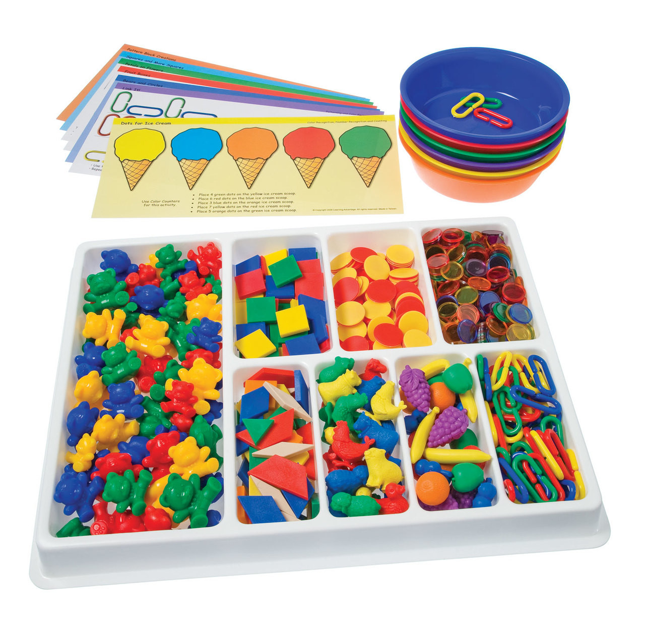 Counting and Sorting Kit