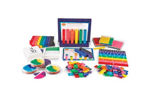 Rainbow Fraction Teaching Kit