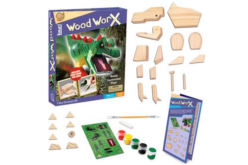 Wood WorX T Rex Kit